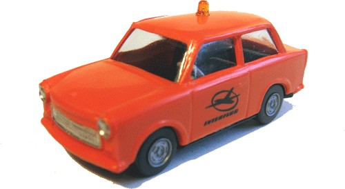 "Trabant ""Interflug"""