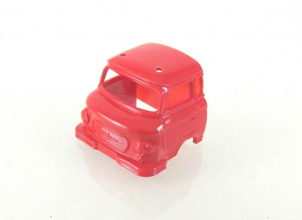 1 Stück Kabine Für IFA Barkas B1000 Fw-rot - Kleinserie--