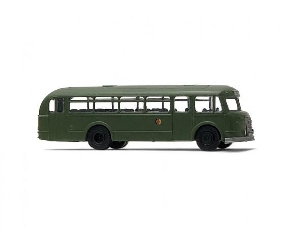 H0: IFA H6B Bus der NVA, Nationale Volksarmee der DDR (Bausatz)
