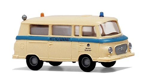 """Barkas B1000 Bus """"KFZ-Hilfsdienst - Berliner Feuerwehr"""""""
