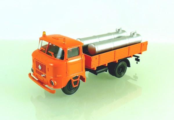 H0: FG000015 s.e.s W50L Wasserwagen / Bewässerungswagen Kommunal