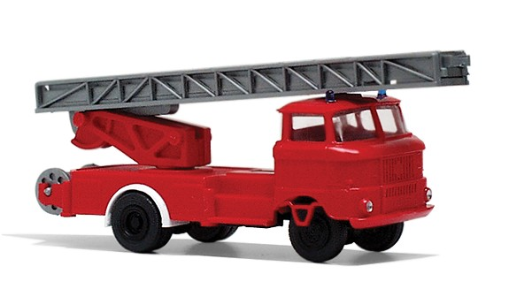 """LKW W50 Drehleiter der Feuerwehr """"LOW PRICE"""""""
