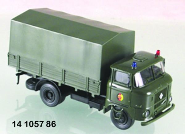 "LKW W50L ""NVA- Führungsfahrzeug Sondertransporte"""