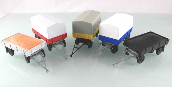 5 Stück verschiedene Anhänger Typ E5 -LOW PRICE-