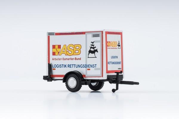 """Kofferanhänger """"ASB Arbeiter-Samariter-Bund"""""""