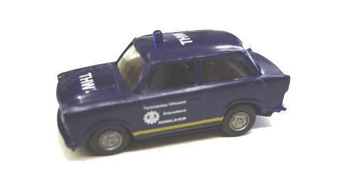 "Trabant ""THW OV Rüsselsheim"""