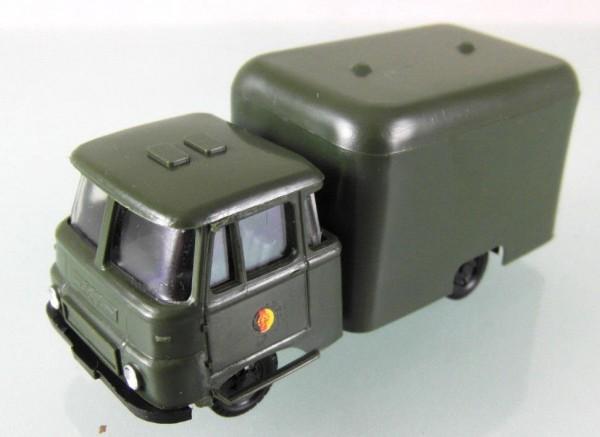 "LKW IFA Robur LO2500 Kofferaufbau ""NVA""-Nationale Volksarmee der DDR"