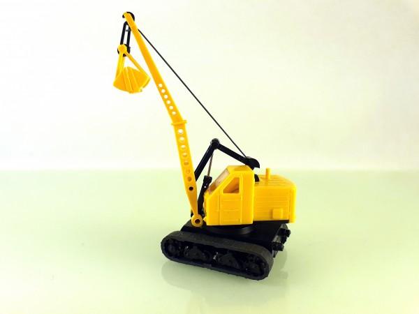 H0: FG000020 s.e.s Weimarlader T141 auf Kettenfahrgestell. Sondermodell in gelb.