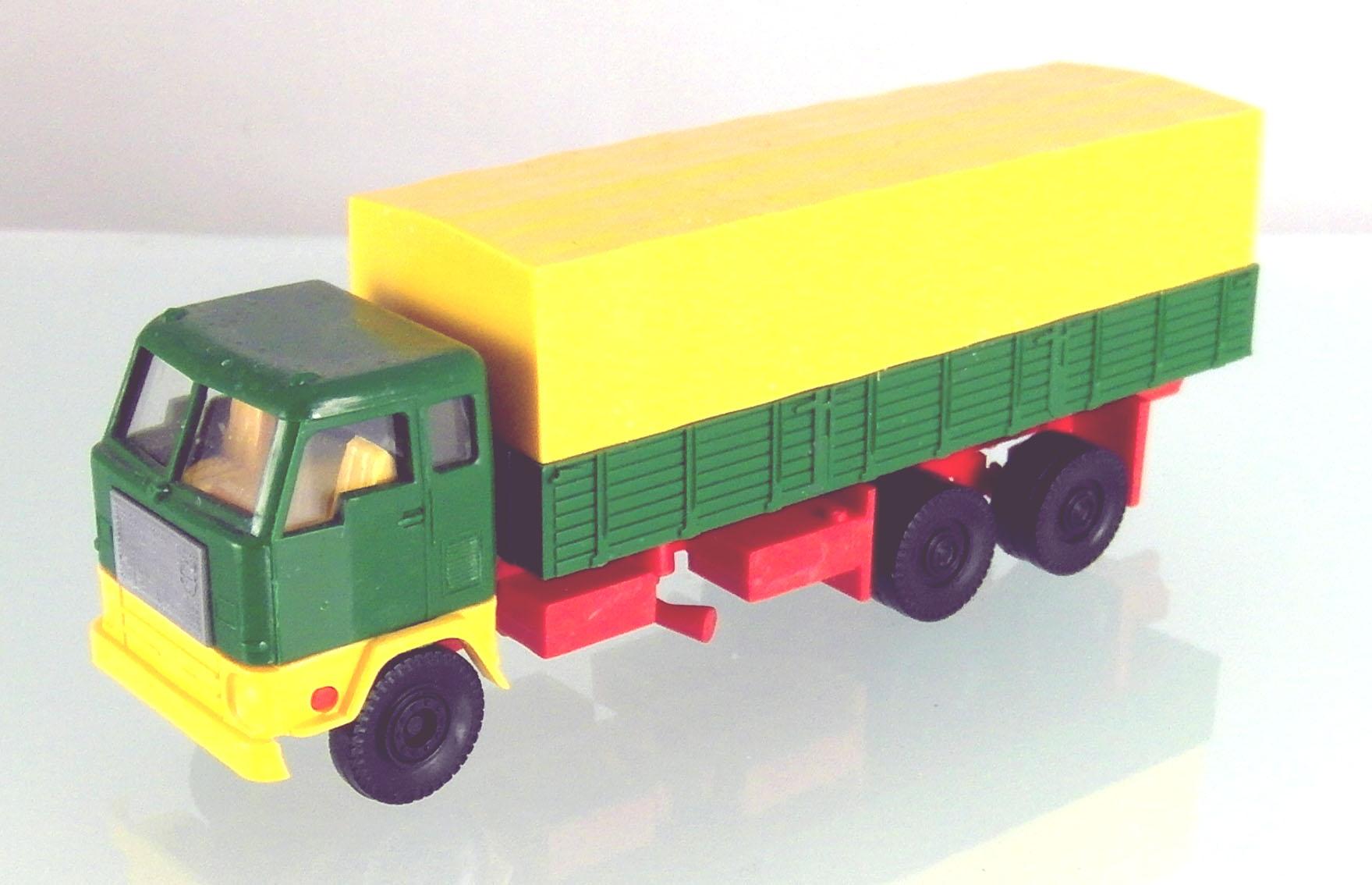 3 Stück Pritsche Anhänger für HW80 1:120 TT 18 0000 25 NEU