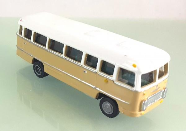 TT: FG000316 Omnibus Ikarus 31. Vorserie, Kleinserienmodell aus Resin in weiß / beige