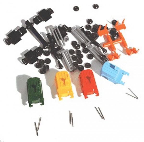 Bausatz Gabelstapler MP3000, 4 Stück