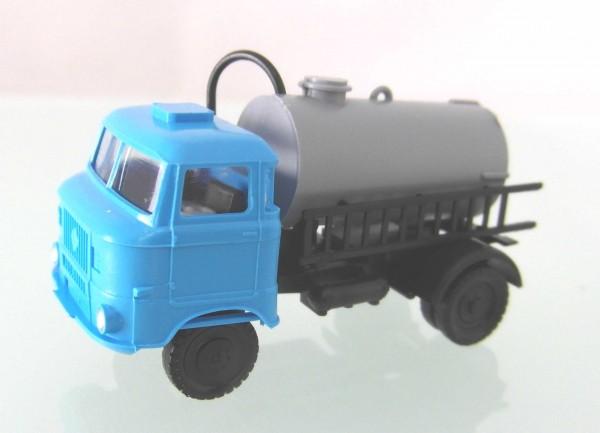 """LKW W50L """"Fäkalienfahrzeug"""", Hellblau"""
