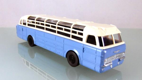 Ikarus 55, 2-farbig beige / hellblau