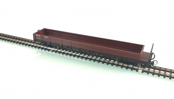 H0e: FG000802 s.e.s Schmalspurgüterwagen / Niederbordwagen der StmLB