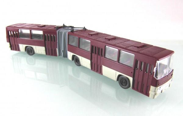 "Ikarus 280 Gelenkbus ""Schlenki"" 2-farbig, rot / grau"
