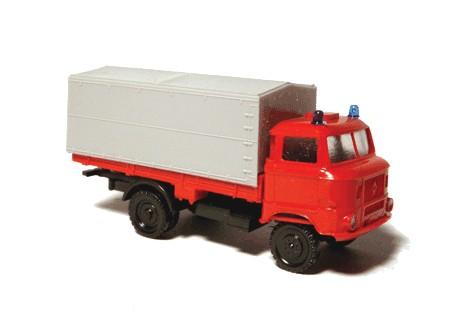 """TT: LKW W50 Pritsche/ Plane """"Feuerwehr"""""""