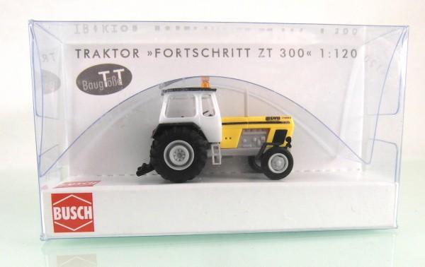 """TT: FG000065 Busch 50405 Traktor Fortschritt ZT300 """"DVB"""" , Verkehrsbetriebe Dresden"""