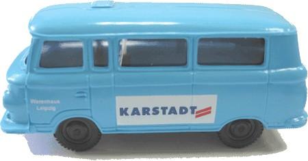 Barkas B1000 Bus Karstadt | PKW & Kleinfahrzeuge | Autos
