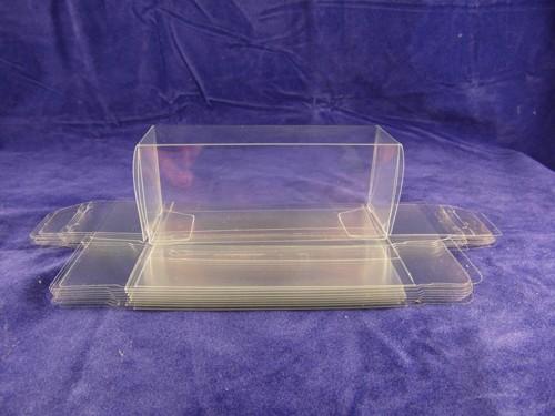 Transparente Verpackung 25x28x60mm, 10Stk.-Copy